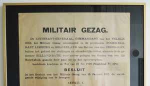 mobilisatie 1916