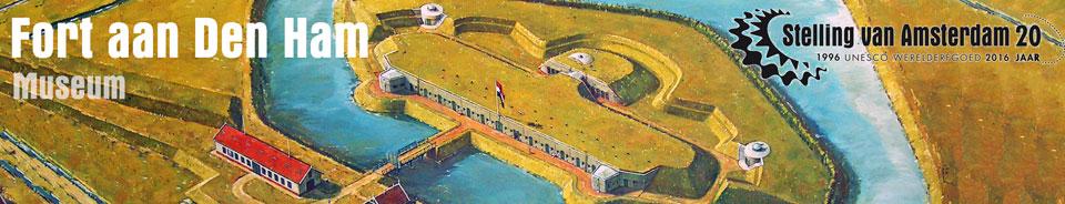 Fort aan Den Ham